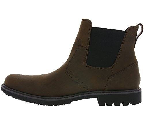 Chelsea Pull Stivali Oiled on Timberland Dark Uomo Stormbucks Brown 4gIqw1