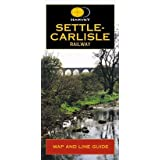 Settle - Carlisle Railway: Map and Line Guide (Railway Heritage Map & Guide)