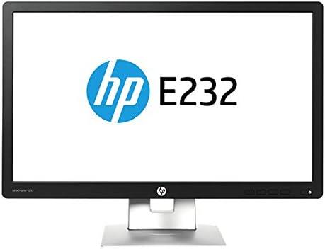 "HP EliteDisplay E232 23"" Full HD IPS Mate Negro Pantalla para PC ..."