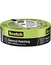 Scotch Painter's Tape, Green Masking Tape for General Painting, 36 mm - 2055