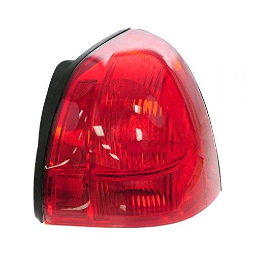 (Rear Brake Light Taillight Lamp Right Side RH Passenger for 03-11 Town Car )