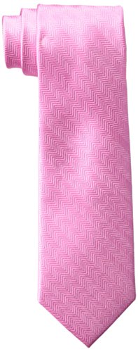 Eagle Neckwear Men's Sacramento Solid Tie, Pink, One Size -