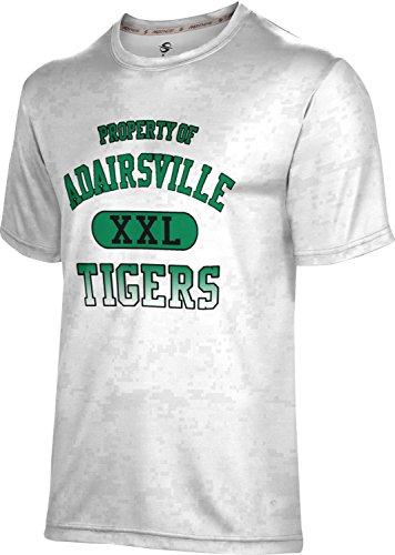 ProSphere Men's Adairsville High School Digital Shirt (Apparel) EEF41 (Large)