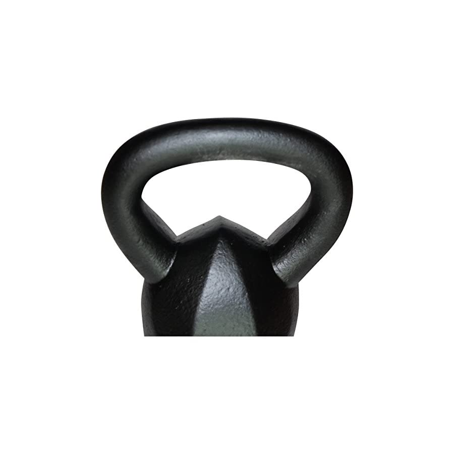 Gorilla Fitness Kettlebell Weights | Unique Designs and Durable (Demon 35 Lbs)