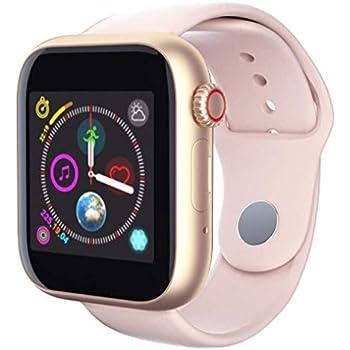 Amazon.com: Z6 Smart Watch Bluetooth 3.0 Support SIM TF Card ...
