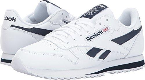 Reebok CL Leder Ripple Low BP Herren White/College Navy