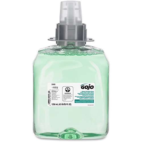 Price comparison product image GOJO® Luxury Foam Hair & Body Wash