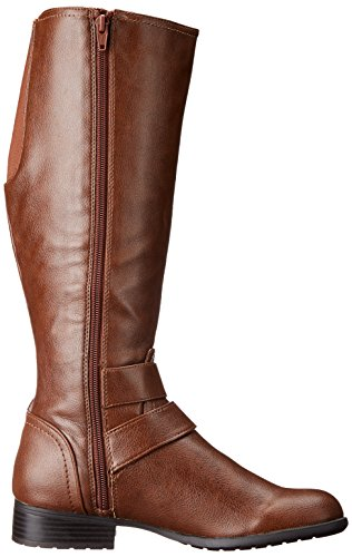 Lifestride Kvinners X-must Riding Boot Mørk Brunfarge Must