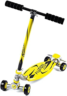 Fuzion City Scooter Sport Yellow