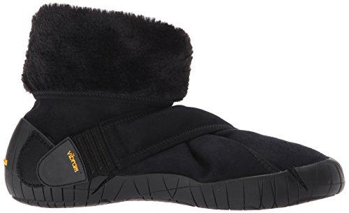 Boot Vibram Furoshiki Eastern Black Sneaker Traveler Mid Black P4E7qr4wF