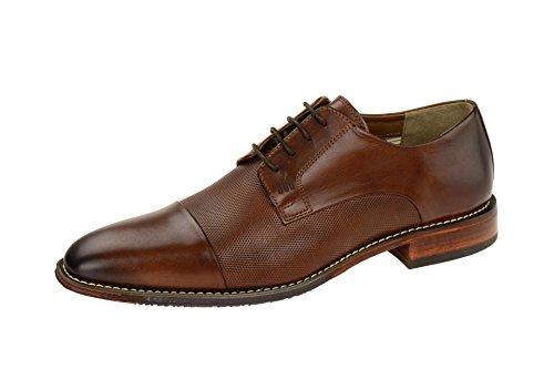 Gordon & Bros S160747 Herren Businessschuhe Marrone