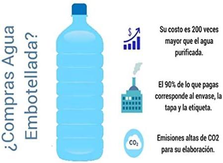 Botijo 4.25 litros Artesanal 100%,Hecho en España Dispensador de Agua fría Porrón de Arcilla Blanca,Sal,Barro.: Amazon.es: Hogar