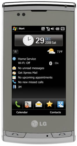 amazon com lg incite ct810 phone silver at t cell phones rh amazon com AT&T LG Slide Windows 7 Mobile LG Incite