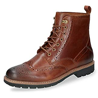 Clarks Men's Batcombe Lord Biker Boots 1