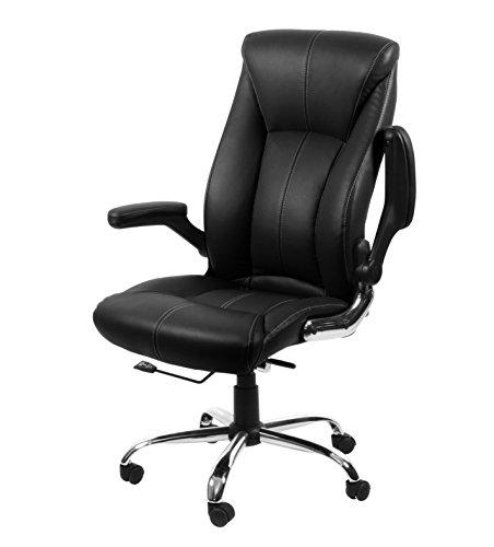 Salon Office Customer Chair BLACK Avion for Maximum Comfo...