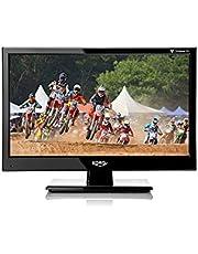 """Xoro HTL 1550 KIT (15,6"""" FullHD, DVB-T2 HD, freenet TV, DVB-C kabeltuner, 2xUSB, 2xHDMI, HAN 150) zwart"""