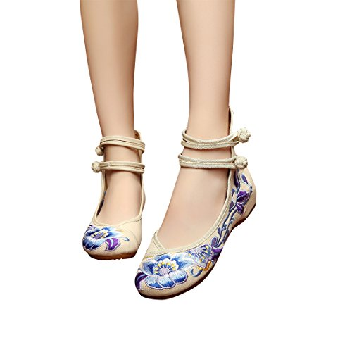 Vibrant spring new embroidery leisure sl - Costume Baby Doll Platform Shoes Shopping Results