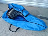 Ducksback waterproof full Engine outboard cover and bag (size 1) suitable for 2-10 HP Outboard motors