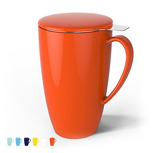 Sweese 2105 Porcelain Infuser Orange product image