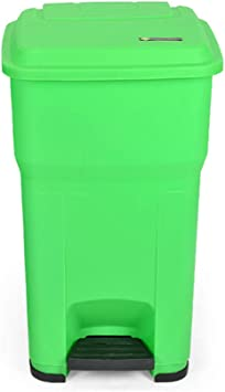 Amazon.com : LXF Outdoor Waste Bins Plastic flip Trash can ...