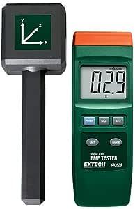 جهاز اختبار إي إم إف ثلاثي المحاور 480826 من إكستيك