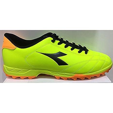 Diadora - Zapatillas de fútbol sala 6play TF Turf - 172397 C4102: Amazon.es: Deportes y aire libre