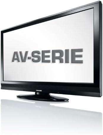 Toshiba REGZA 37 AV 605 P 94 cm (37 Pulgadas) de 16: 9, HD Ready televisor LCD Negro: Amazon.es: Electrónica