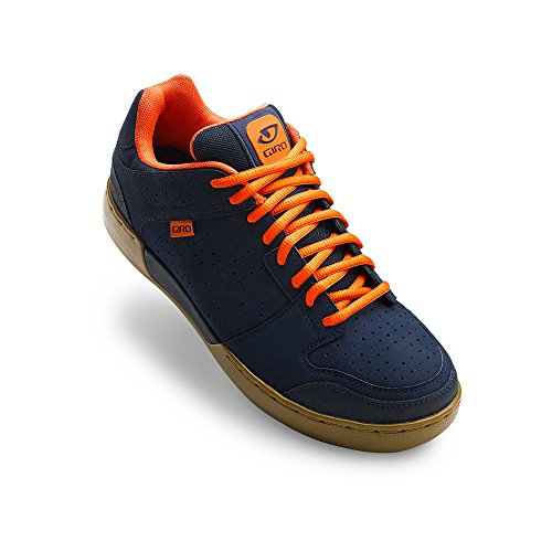 Giro Jacket Shoe - Mens Dress Blue/Gum YyDEY