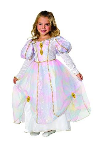 Rubies Rainbow Costumes (Rainbow Princess Costume, Medium)