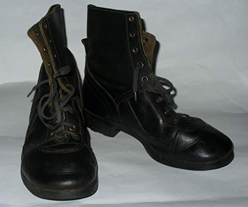 (Click Frenzy Sale Used 1980s USSR Russian spetsnaz KGB border guards shoes Special Forces boots soviet)