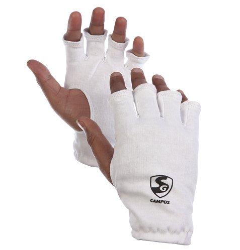 SG Campus Inner Gloves for Batting Mens Size ()