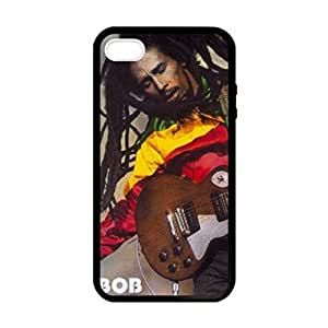 Bob Marley Rasta Image Protective Iphone 6 plus 5.5 / Iphone 5 Case Cover Hard Plastic Case for Iphone 6 plus 5.5