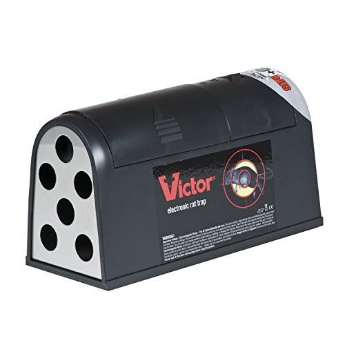 Victor M240-3A Electronic Rat Trap