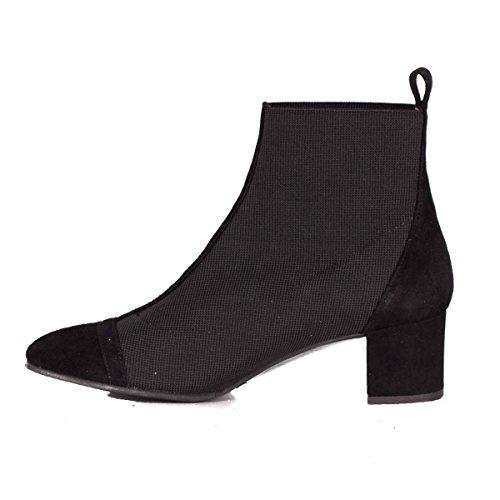Marian Schwarz Marian Kurzschaft Stiefel Damen 14516ne rZXrwpq8