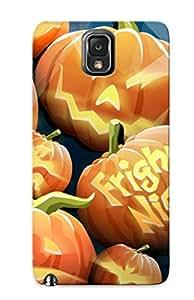 LArrObd3776vrneY Spanishlogy Autumn Pumpkin Durable Galaxy Note 3 Tpu Flexible Soft Case