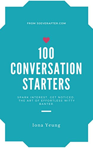 conversation starters for dating sites