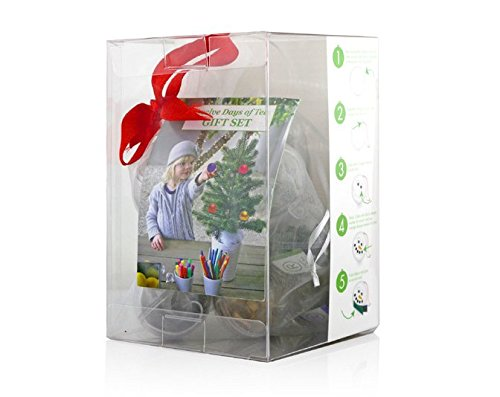 Twelve Days of Tea Holiday Gift Ball Set