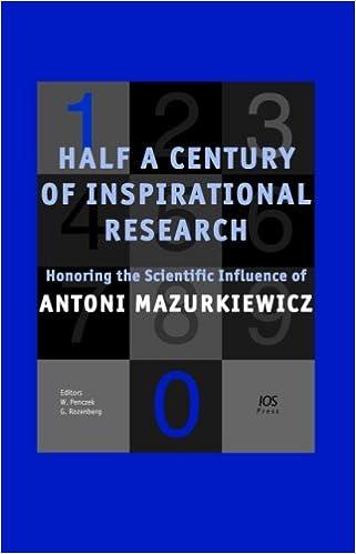 Half a Century of Inspirational Research: Honoring the Scientific Influence of Antoni Mazurkiewicz