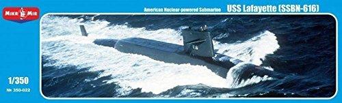 ***U.S. nuclear-powered submarine