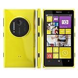 nokia lumia 900 black at t - Nokia Lumia 1020 32GB Unlocked GSM Windows Smartphone w/ 41MP Camera - Yellow  - No Warranty