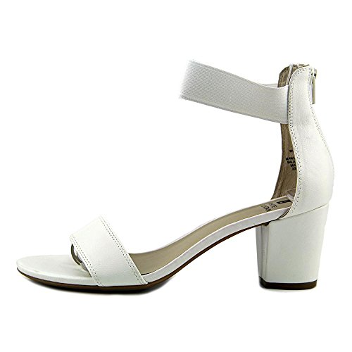 Elinie Smooth Navy White White Sandals Mountain Strap smooth Dress Ankle P0Z4wqp