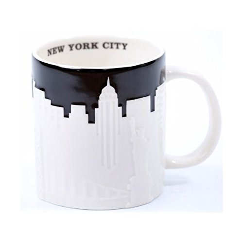Starbucks New York Taxi Edition Mug, 16 - Mug Large Skyline