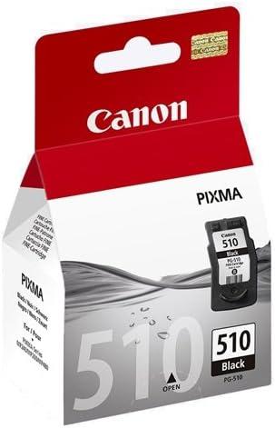 Canon PG-510 Cartucho de tinta original Negro para Impresora de ...