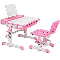 Barton Kids Desk Interactive Work Station, Height Adjustable Lead-Free