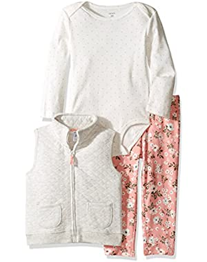 3 Piece Vest Set (Baby)