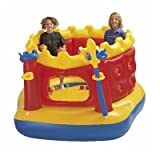 ": 69"" x 69"" x 53"" Jump-o-Lene Castle Bouncer"