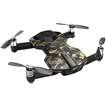 Wingsland S6 (Outdoor Edition) Camo Mini Pocket Drone 4K Camera