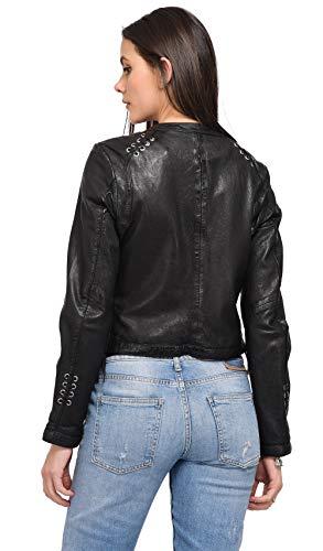 noir Chaqueta Flex Oakwood Mujer Para Negro 0501 dX18z8n