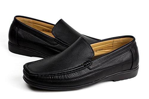 hommes de Conduite à enfiler style chaussures décontractées Italien MOCASSIN BATEAU PONT MOCASSIN Taille