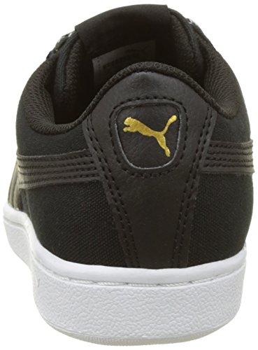 Vikky Black 02 Sneakers Femme Noir Black Basses Spice puma Black Puma 02 Black Puma fwgdCqg